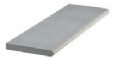 GRANITE STEP BULL NOSE BLUE GREY 1200 x 400 x 50MM